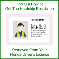 Remove Hardship Restriction From License